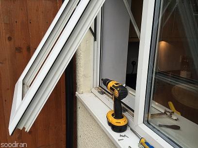 رگلاژ و تعمیر پنجره های دو جداره و upvc-pic1