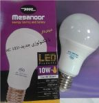 لامپ 10 وات LED با 2 سال ضمانت - ساخت ا