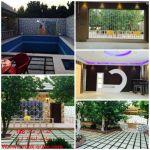 فروش باغ ویلا ۱۰۰۰ متری در ملارد(کد148)