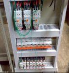 خدمات ساخت تابلو برق صنعتی تابلو توزیع
