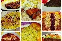 سفارشات غذای شرکت ها در ونک -pic1