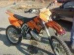 فروش موتور کراس ktm250cc مدل 2004