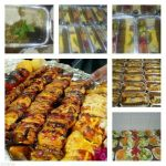سفارشات غذای شرکت ها در میرداماد