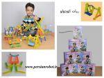 بازی و خلاقیت با ربات کوچولو