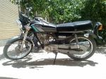 موتور سیکلت مدل 1385 ، مشکی و 125cc