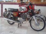 فروش موتورسیکلت mz 250 انجین کاملا سالم