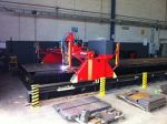برشکاری CNC پلاسما زیر آب (فولاد ، استیل