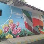 دیوارنویسی- خطاطی و نقاشی تبلیغاتی