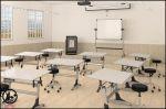 میز نقشه کشی مهندسی، میز نور