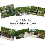 فروش باغ ۳۱۰۰ متری با مجوز جهاد کشاورزی
