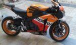 موتور رپسول مدل 2009 فول لوازم قهرمانی