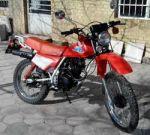 فروش یک دستگاه هوندا xl 125 پلاک ملی