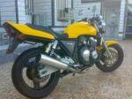 موتورسیکلت HONDA CB400 مدل 1994 در حد