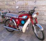فروش موتورسیکلت یاماها 100 مدل 1362