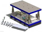 آموزش  خصوصی طراحی قالب های فلزی(قزوین)