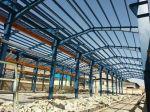 ساخت سوله و جرثقیل سقفی