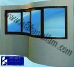 تولید درب و پنجره آلومینیومی