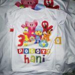 تی شرت بچگانه با طرح دلخواه