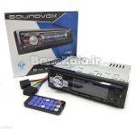 پخش خودرو Soundvox مدل SX-668BT