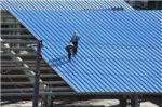 پوشش سقف شیبدار-اجرای پوشش سقف سوله-خرپا