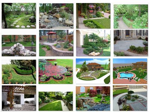طراحی و اجرای فضای سبز و باغبانی-pic1