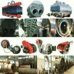 فروش تجهیزات و تعمیرات انواع دیگ بخار