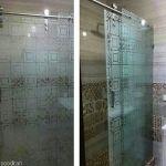 شیشه و درب اتوماتیک نوین door