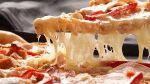 تحویل پیتزا خام در محل