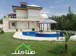 باغ ویلا با پایانکار شهرداری محمدشهر1113