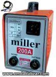 دستگاه جوشکاری 200 آمپر سلکتوری طرح میلر