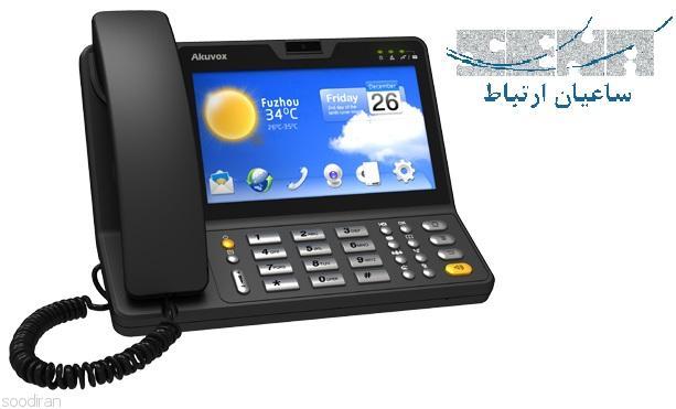 فروش تلفن های تحت شبکه آکووکس (تحویل فور-pic1