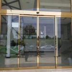 تعمیرات و سرویس درب شیشه ای اتوماتیک