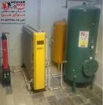 فروش ژنراتور تولید گاز نیتروژن