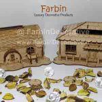 درآمدی بالا با فروش محصولات لوکس چوبی و