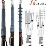 فروش سرکابل و مفصل حرارتی نکسانز NEXANS