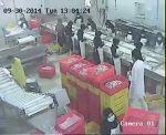 فروش کارخانه بسته بندی و صادرات پای مرغ