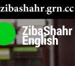 تدریس خصوصی زبان انگلیسی در زیباشهر