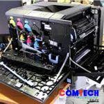 آموزش تعمیر ماشینهای اداری کامتک