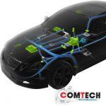 آموزش تعمیرات ECU ماشین های وارداتی
