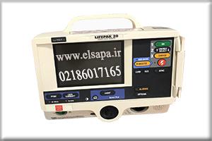 الکترو شوک LIFEPAK20 کارکرده-pic1