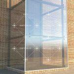 نمای شیشه ای اسپایدر و فروش یراق اسپایدر