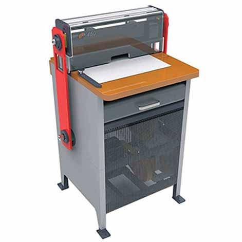 دستگاه پانچ کاغذ سوپر 450-pic1