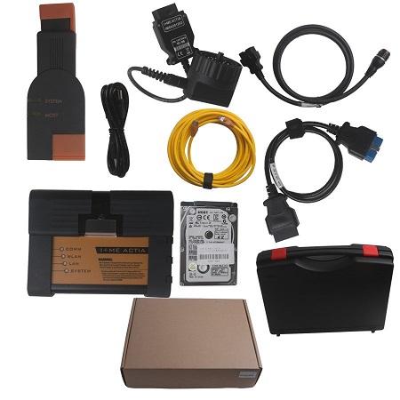 دستگاه دیاگ اصلی بی ام و BMW ICOM A2-pic1