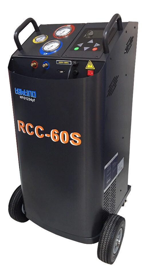 دستگاه شارژ گاز کولر تمام اتوماتی60S-pic1
