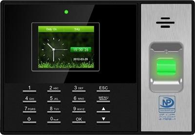دستگاه حضوروغیاب و تردد پرسنل مدلNP2815 -pic1