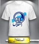 چاپ لباس کار-تی شرت و شال 88301683-021