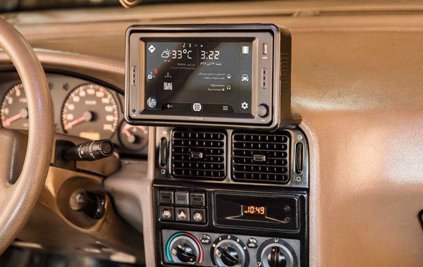 نمایشگر هوشمند خودرو نگارین صنعت آسیا-pic1