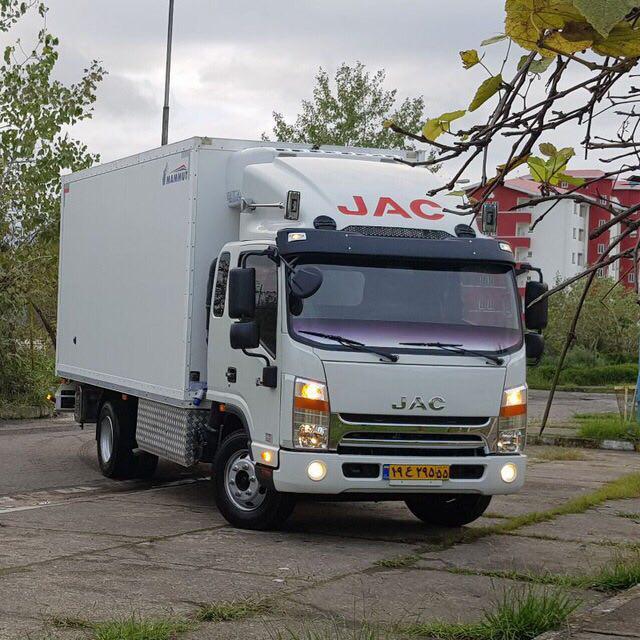 فروش ویژه کامیونت JAC -pic1