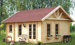 ساخت انواع خانه و کلبه چوبی ارزان قیمت
