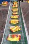 توليد نمك دانه بندي در بسته بندي مناسب